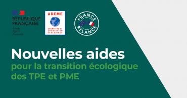 nouvelles aides transition écologique